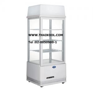 ตู้แช่เย็น แบบกระจก 4 ด้าน รุ่น SAG-0783