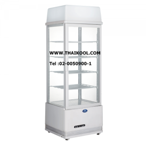 ตู้แช่เย็นแบบกระจก 4 ด้าน รุ่น SAG-0983