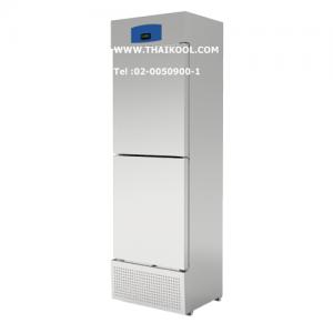 ตู้แช่เย็นพ่นสีสแตนเลส รุ่น SPS-0403