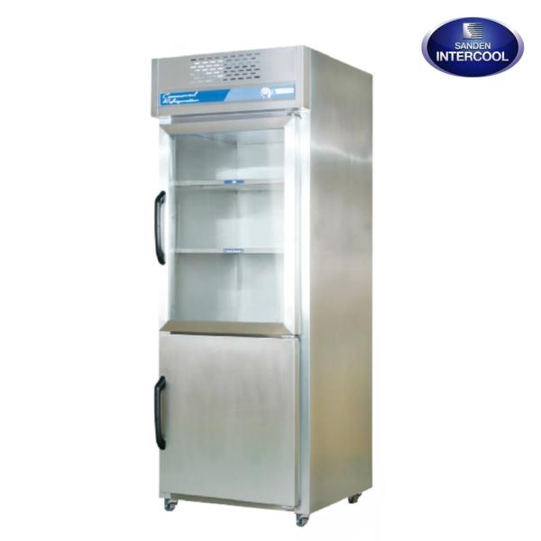 ตู้เย็นสแตนเลส 2 ประตู รุ่น RIS-080